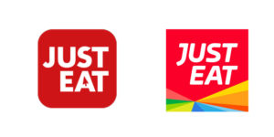 Just-Eat before and after
